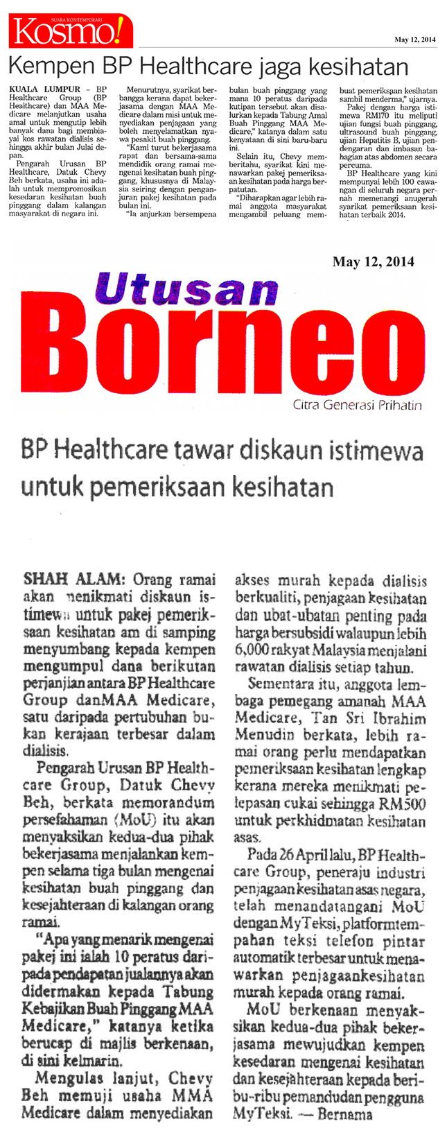 3779_Kosmo_Utusan_Borneo_for_MOU_between_BPHealthcare_Group_and_MAAMedicare (1)